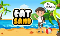 Background for Eat Sand