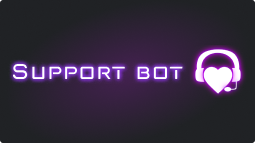 Background for Support Bot (Early Access)