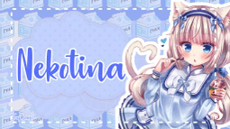 Background for Nekotina