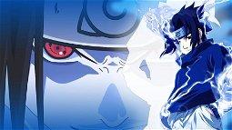 Background for Sasuke