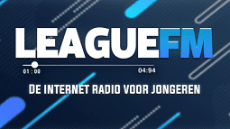 Background for LeagueFM