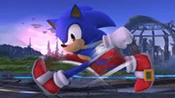 Background for Sonic