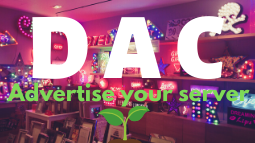 Background for DAC Advertise