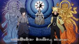Background for Minato Namikaze
